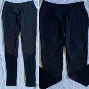 BEYOND YOGA YOGA PANTS LEGGINGS BLACK SZ S